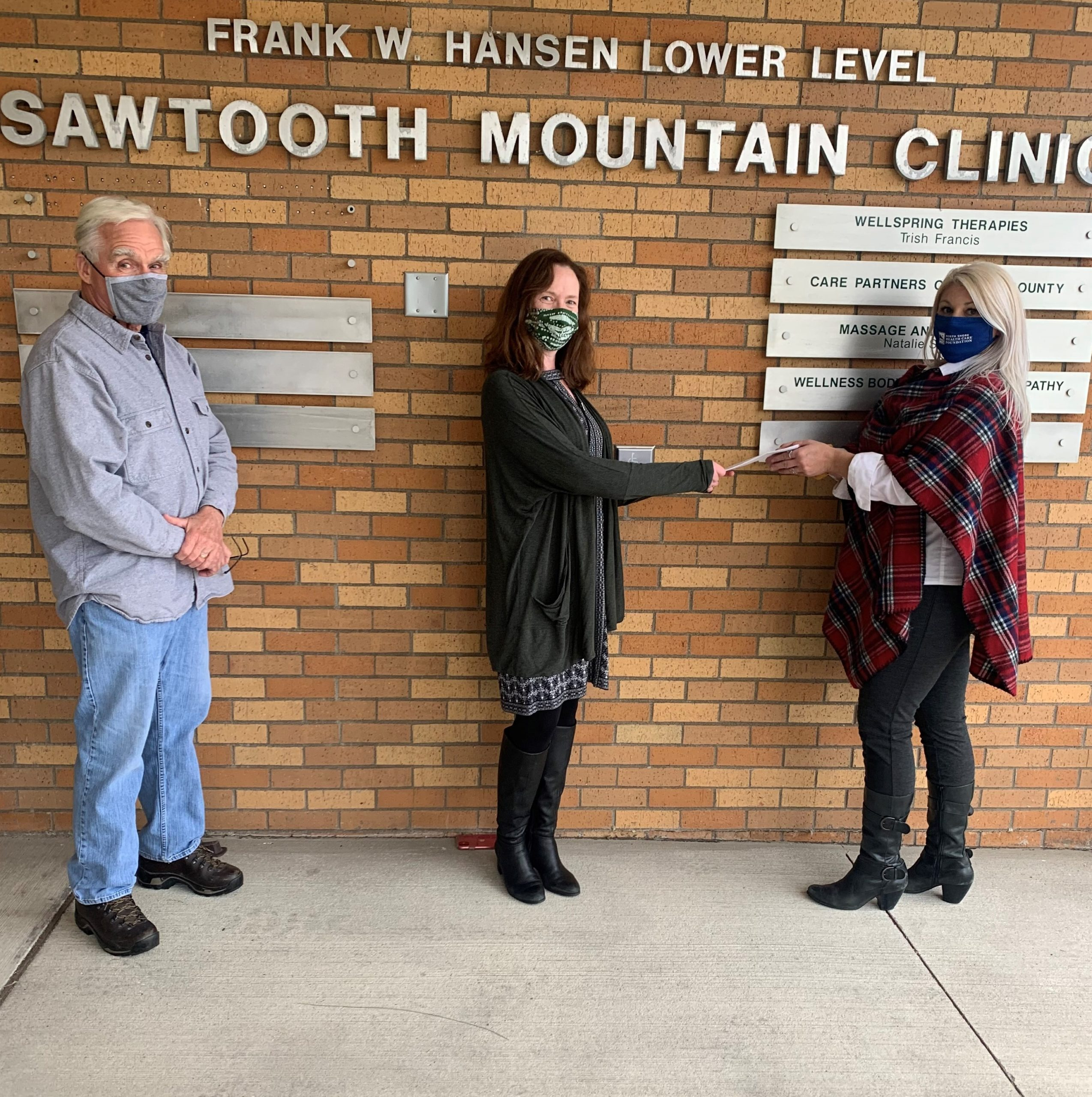 Transition of Oral Health Task Force to Sawtooth Mountain Clinic Ensures Sustainability