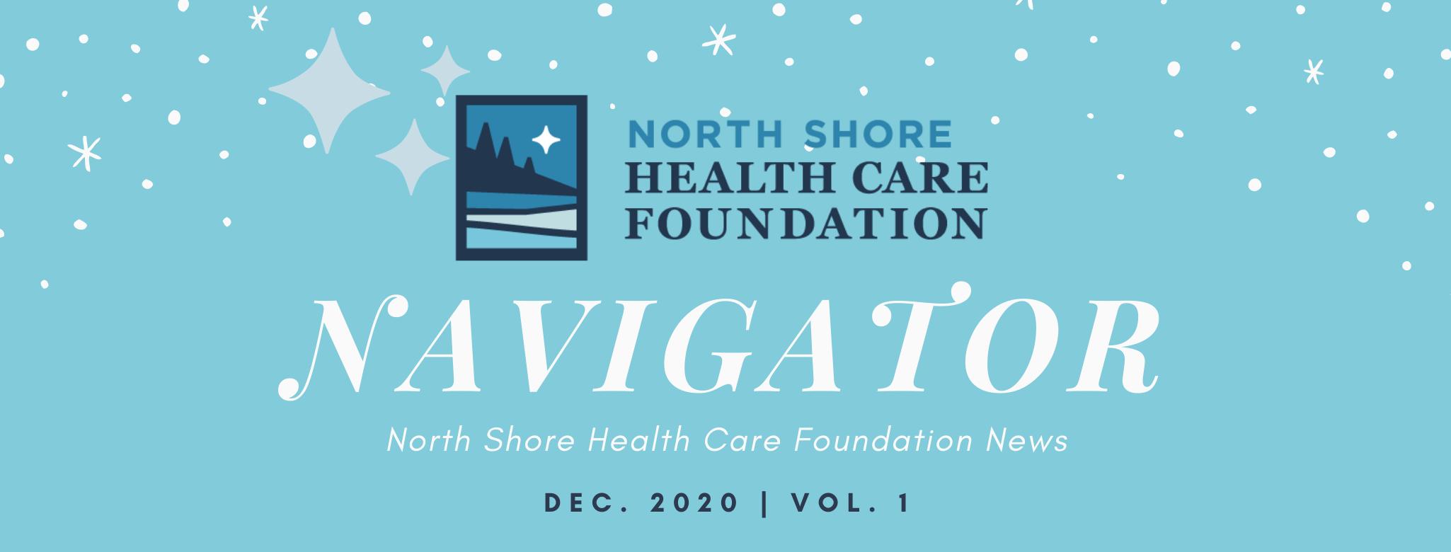 NSHCF Navigator Newsletter Masthead