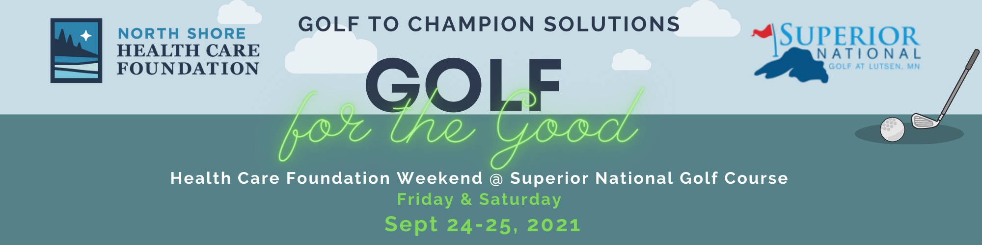 Banner_Golf for the Good 2021